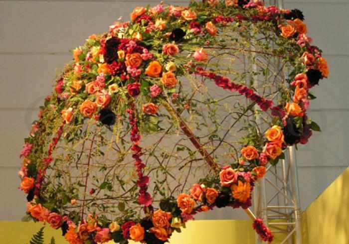 Флористическая композиция своими руками